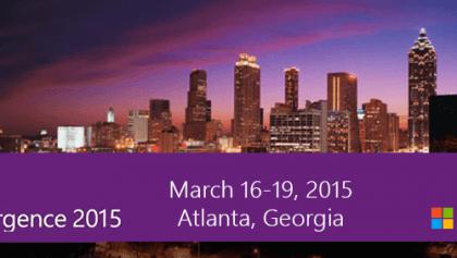 Convergence Atlanta  USA 2015