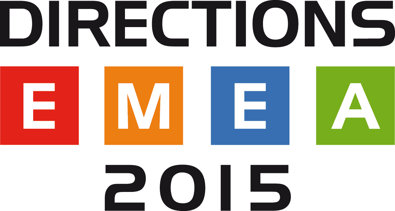 Directions EMEA Mannheim Alemania 2015