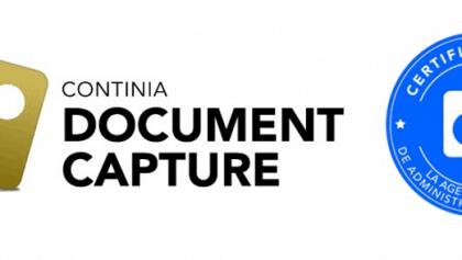 Document Capture obtiene la certificación por parte de la Agencia Estatal de Administración Tributaria (AEAT)