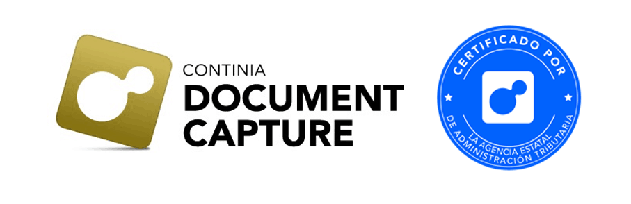 Document Capture Obtains the Certification from the Agencia Estatal de Administración Tributaria (Spanish Tax Agency)