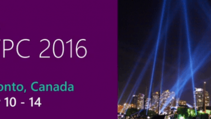 Innova Advanced Consulting at the WPC 2016 in Toronto