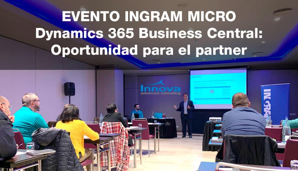 D365 Business Central, una oportunidad de negocio para el partner de productividad