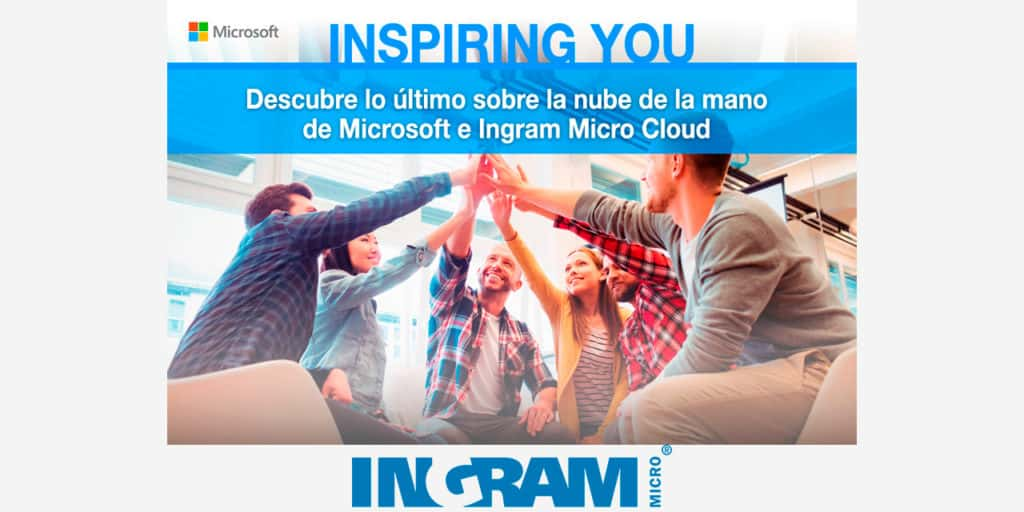 D365 Business Central: Una Oportunidad de Negocio (Evento de Ingram Micro)