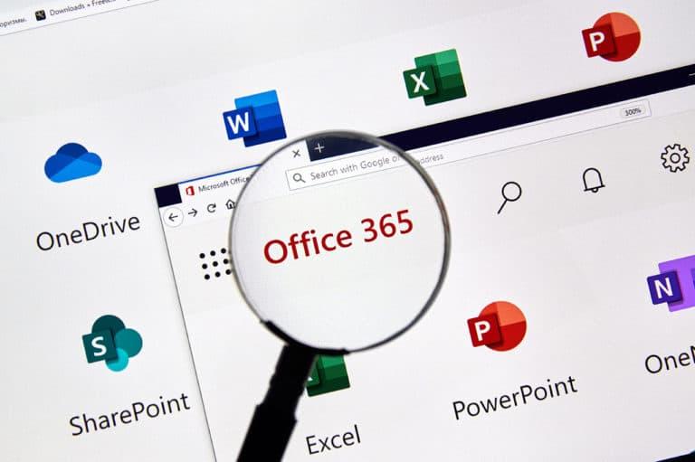 Opciones de personalización del Portal Office de tu organización
