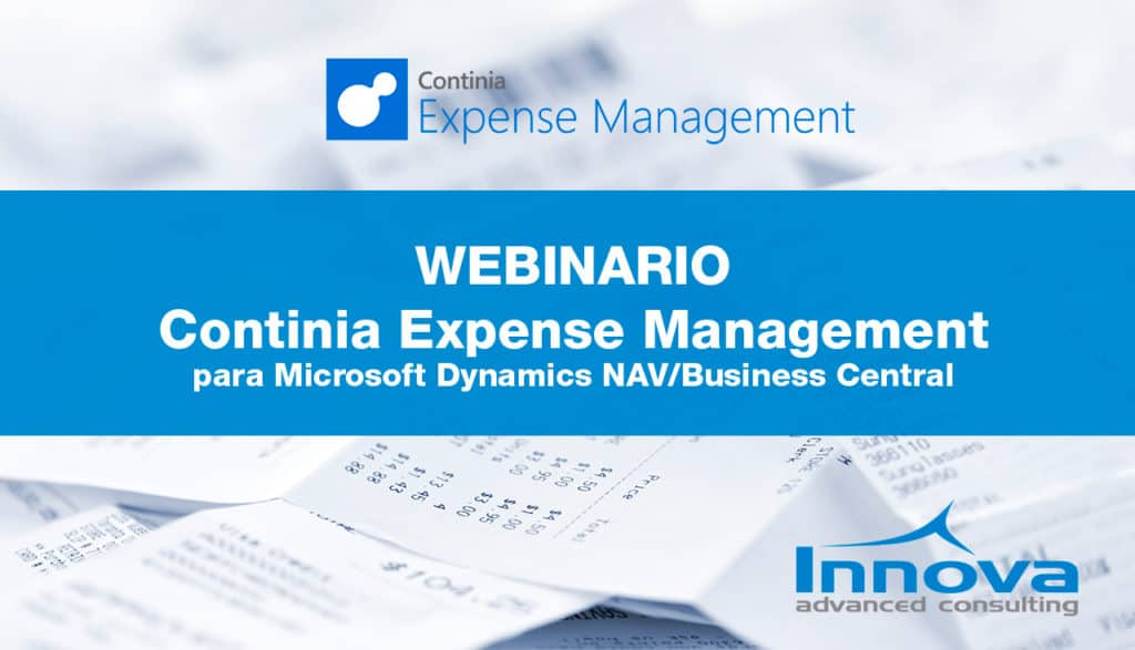 Webinario Continia Expense Management (ES) 24 Abril 2019
