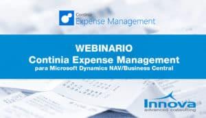Webinario Continia Expense Management (ES) 24 Abril 2019