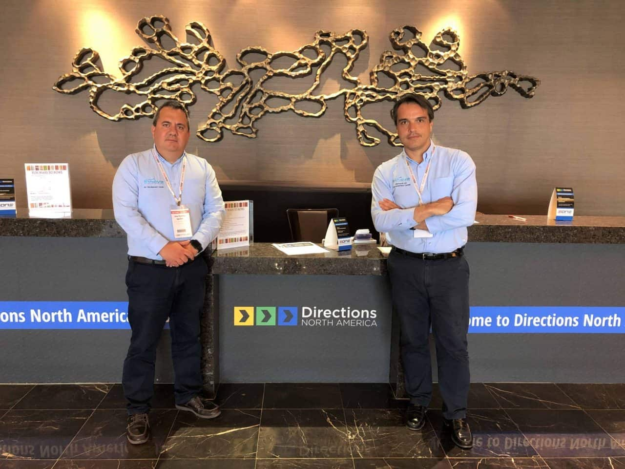 Estamos en Directions North America 2019