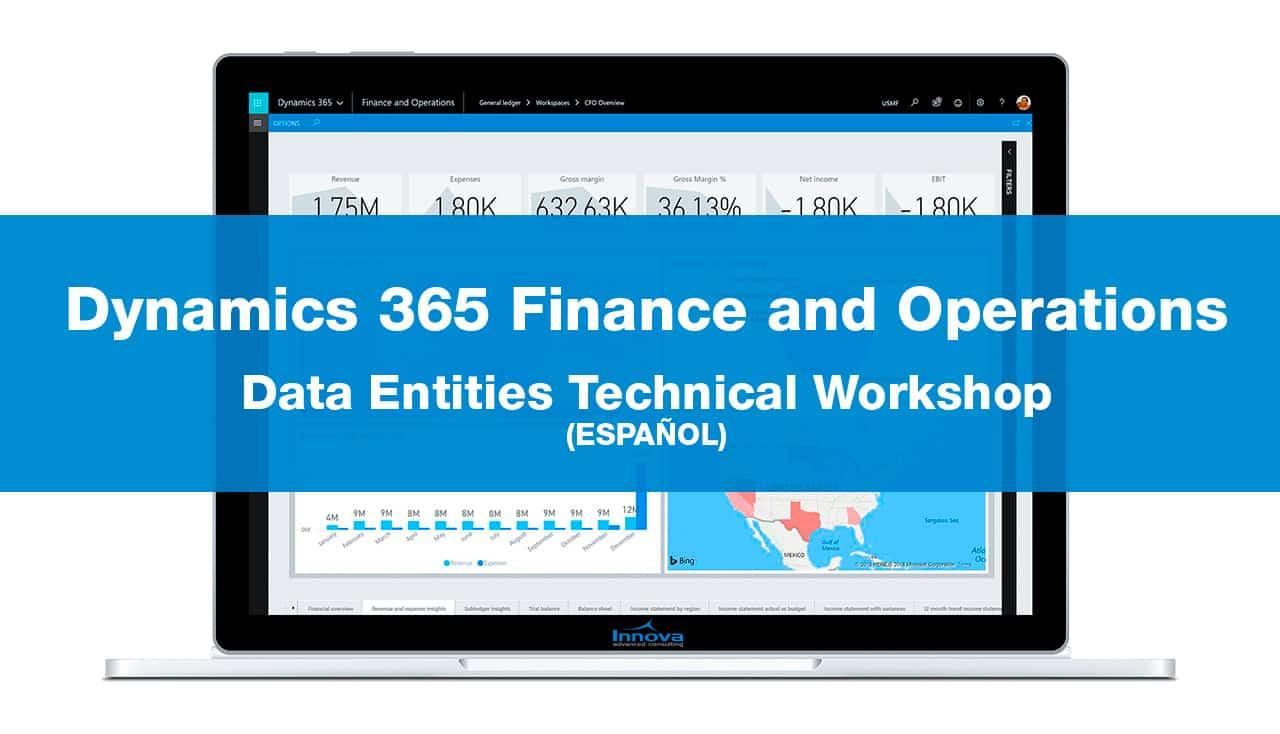Dynamics 365 F&O: Data Entities Technical Workshop