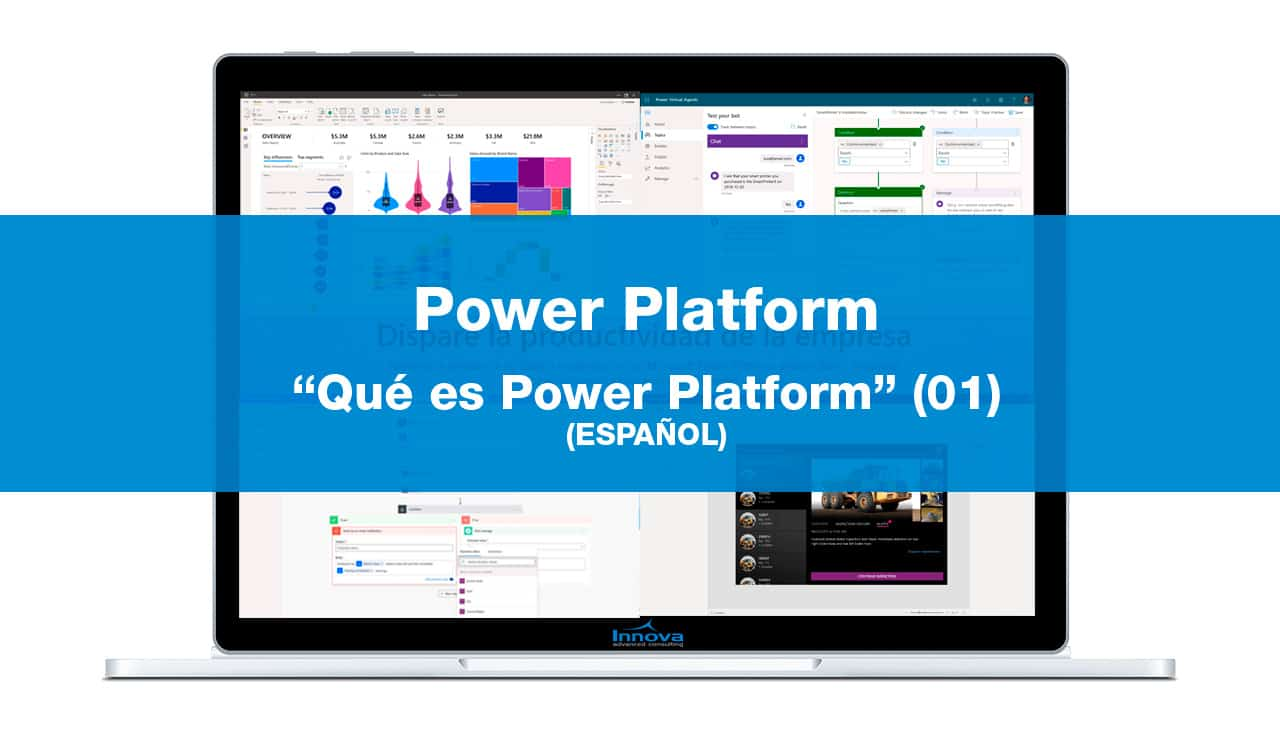 Workshops Power Platform: Qué es Power Platform (01)