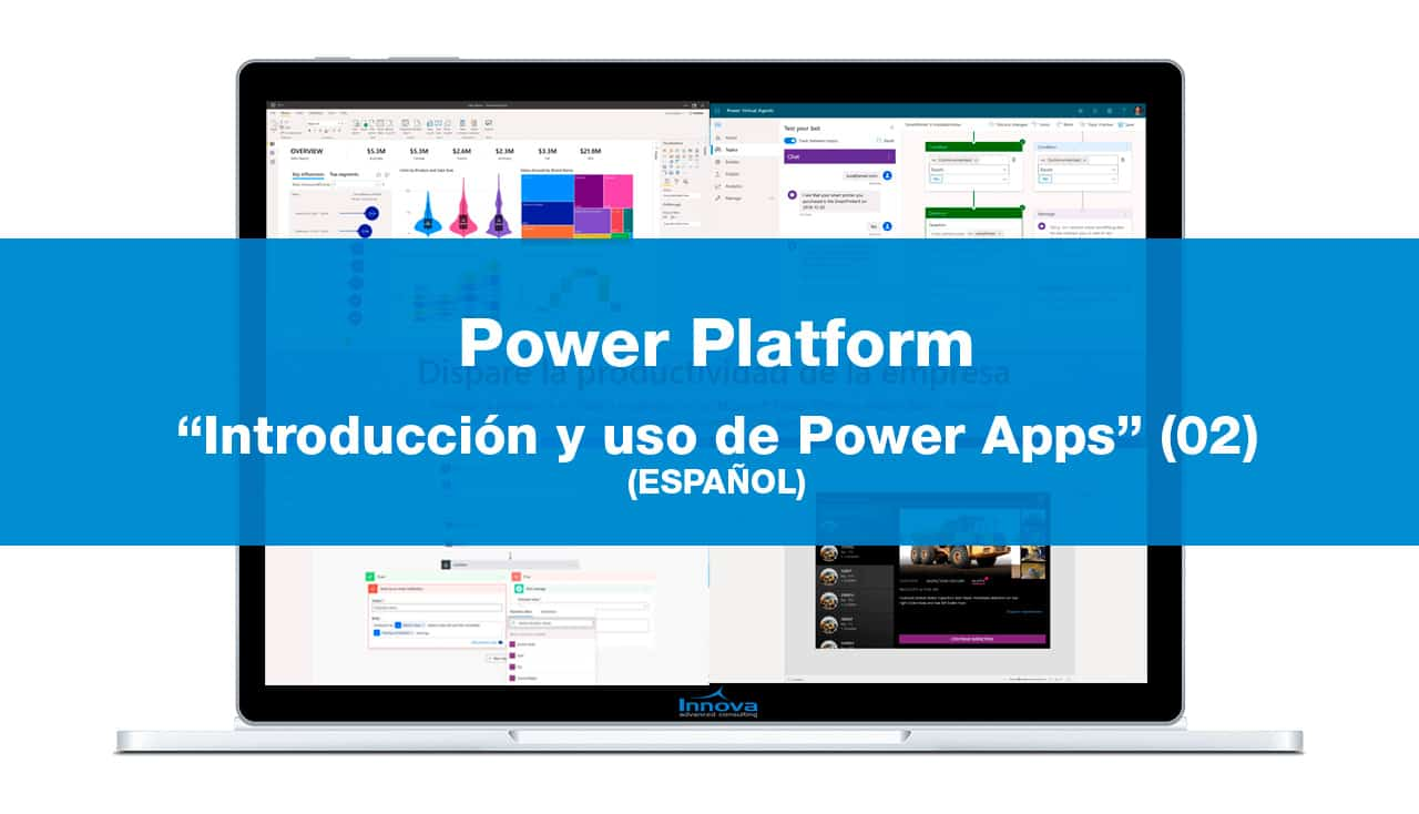 Workshops Power Platform: Introducción y uso de Power Apps (02)