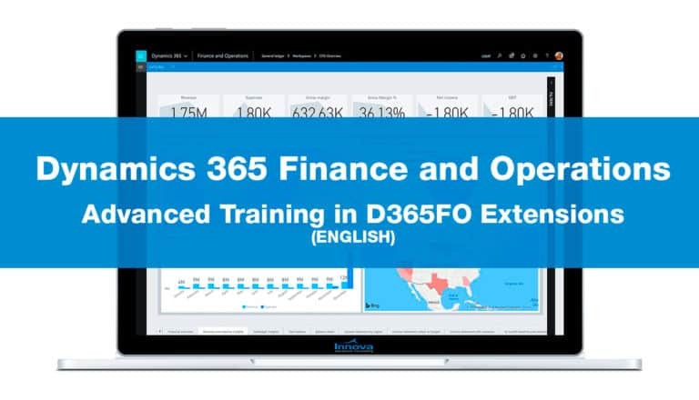 Advanced Training in D365FO Extensions (EN)