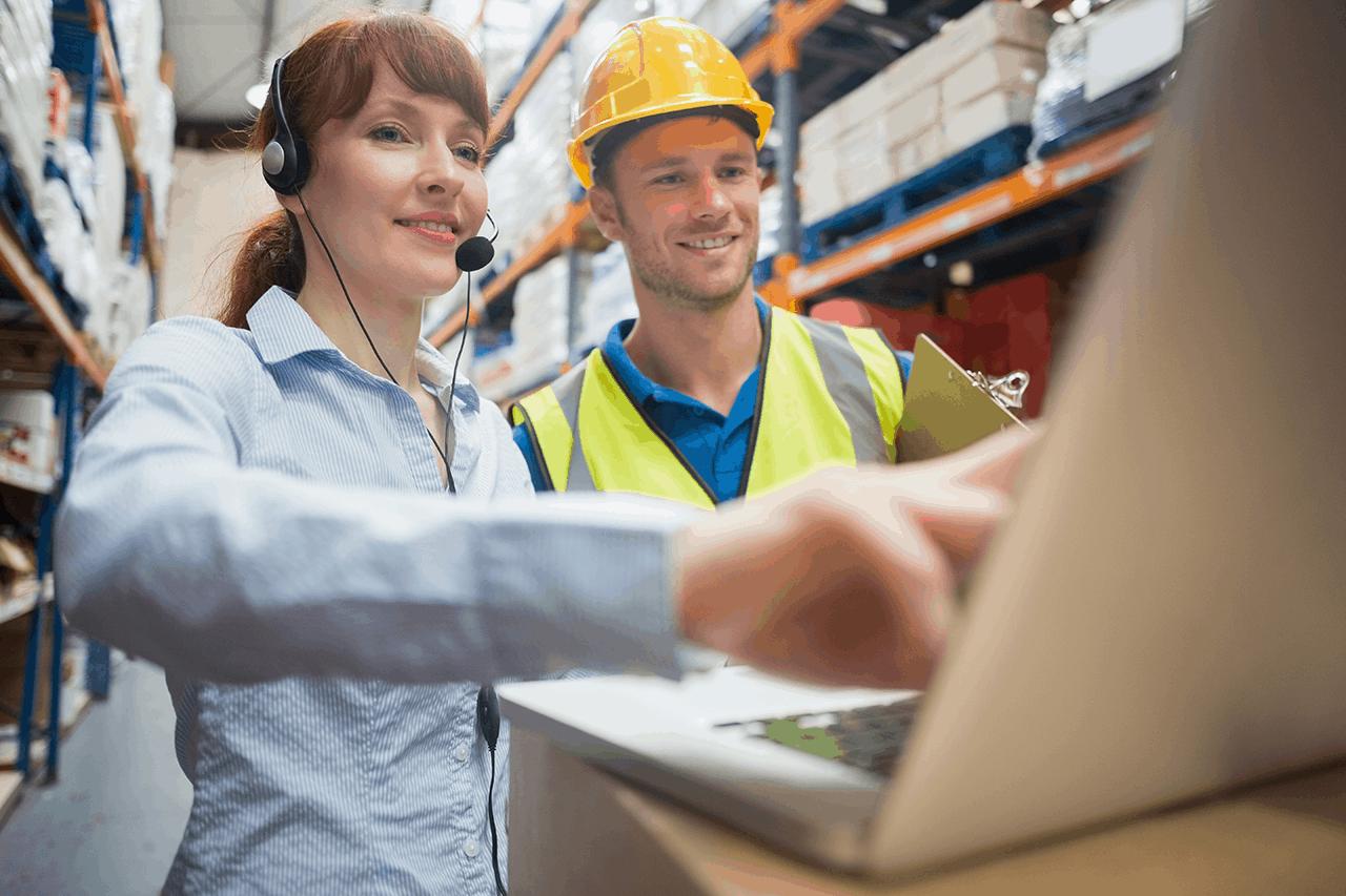Cómo optimizar la gestión de almacenes con Dynamics 365 Supply Chain Management